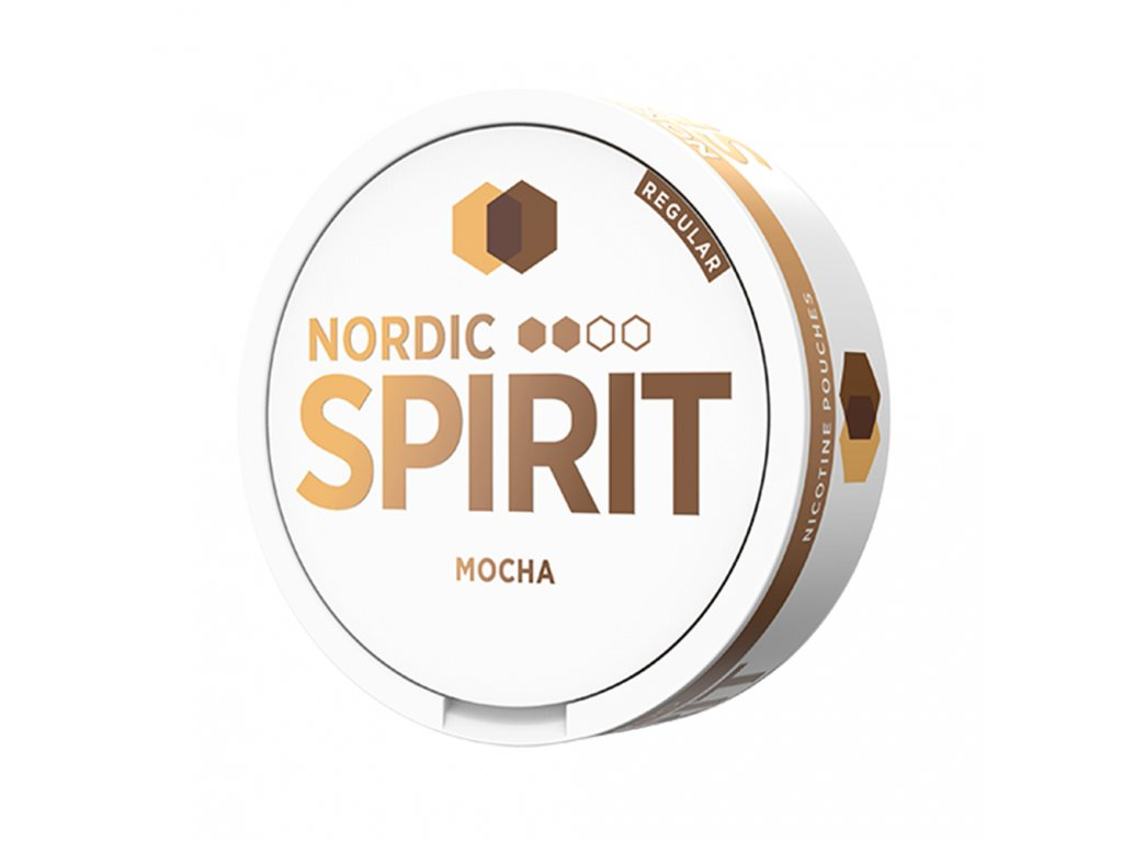 Nordic Spirit Mocha Slim All White Portion