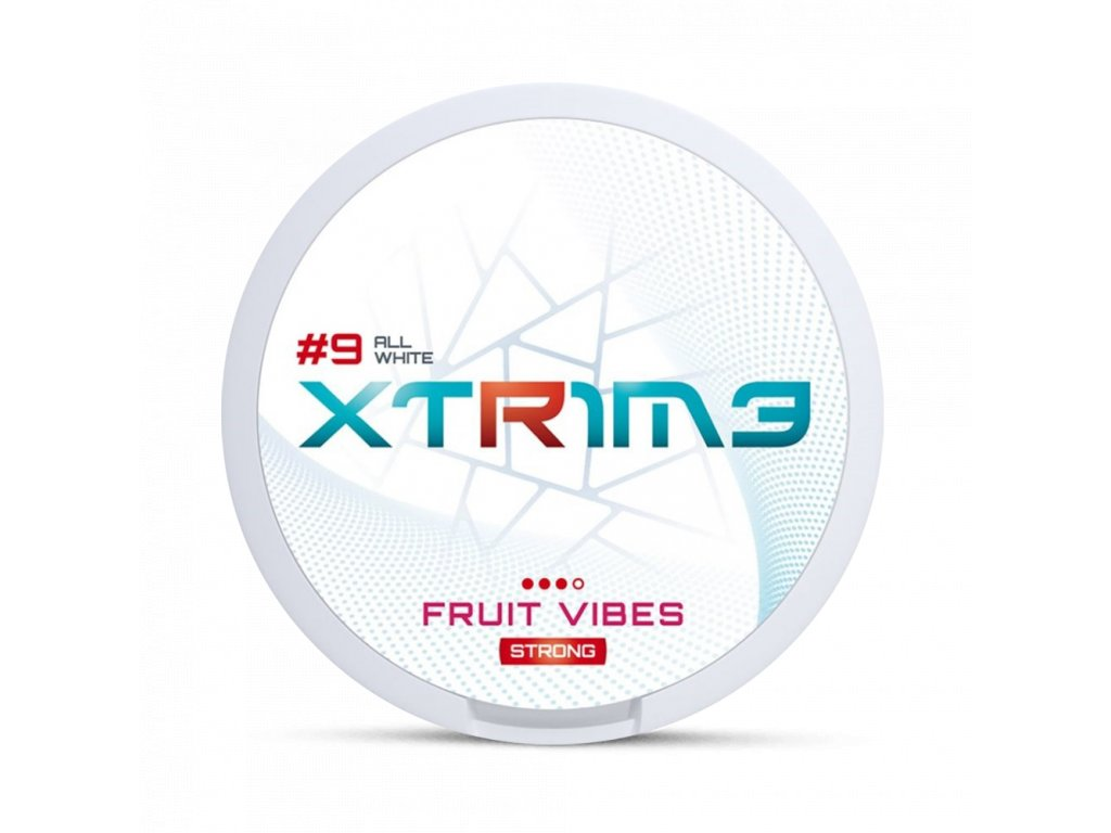 EXTREME fruity vibes