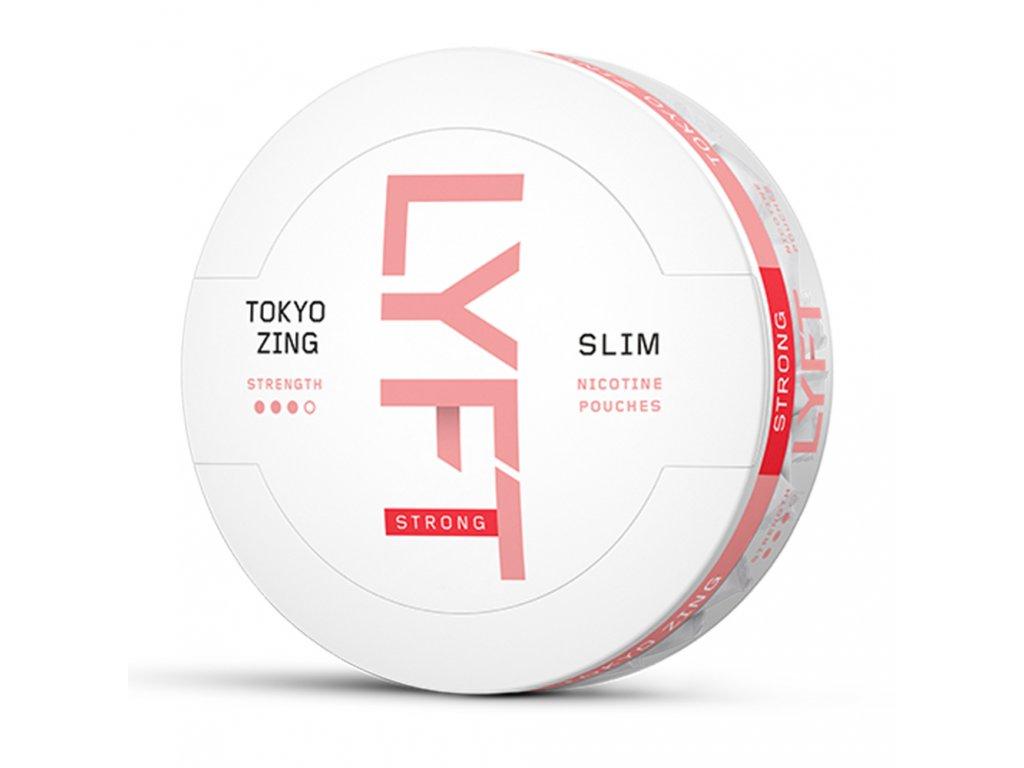 lyft tokyo zing strong slim portion