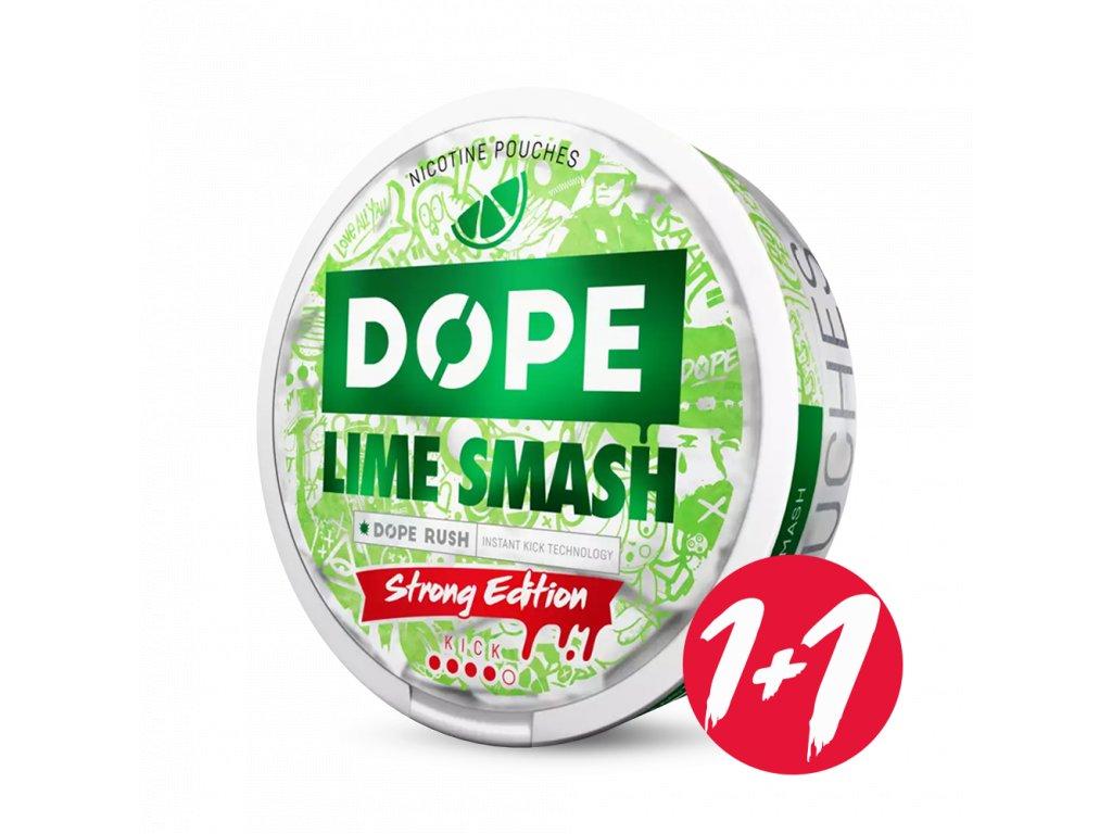 DOPE lime smash AKCE 1+1