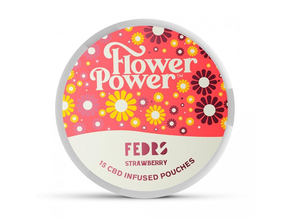FLOWER POWER STRAWBERRY CBD 1