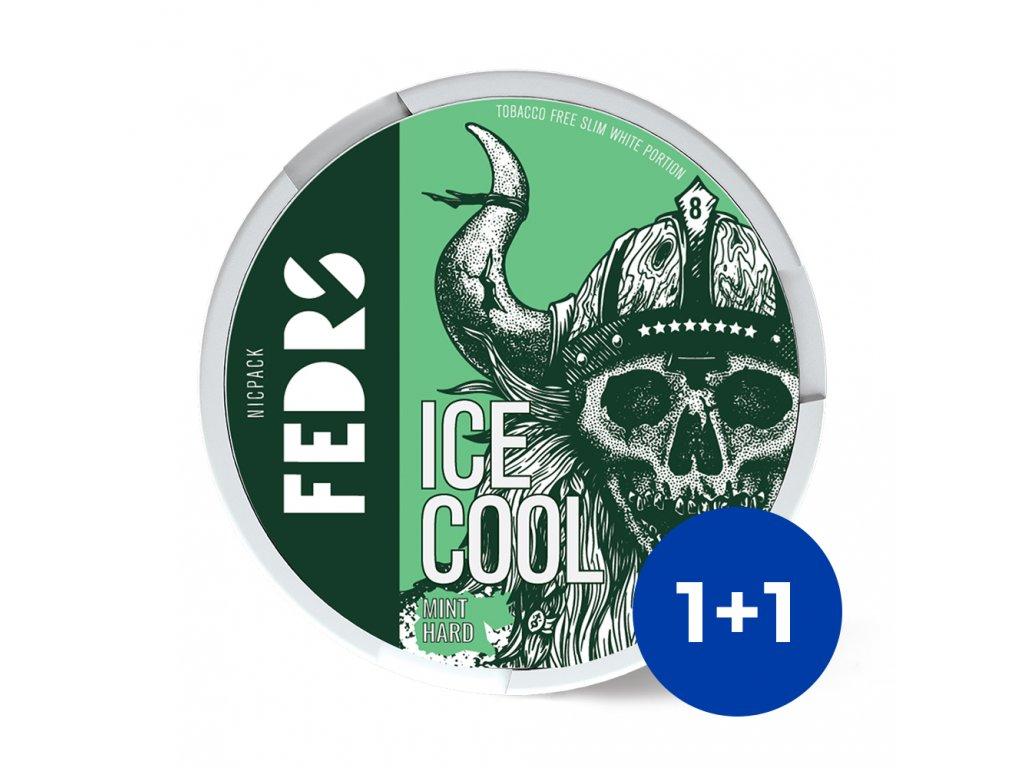 FEDRS ICE COOL MINT HARD 1 stín 1+1