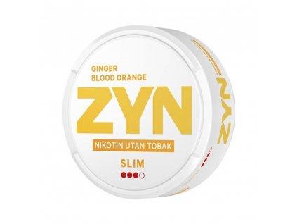ZYN Slim Ginger Blood Orange