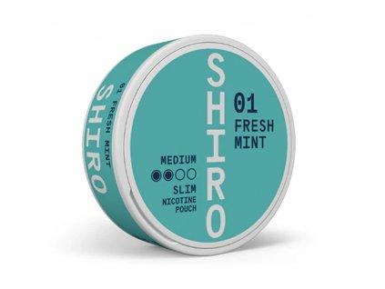 SHIRO FRESH MINT SLIM