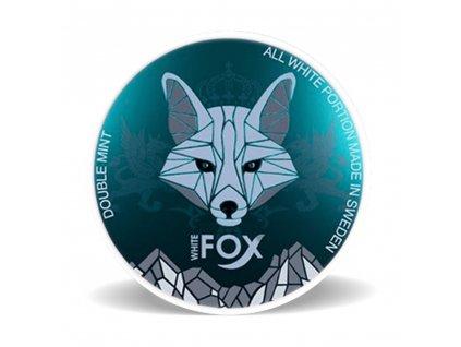 WHITE FOX DOUBLE MINT 2+1