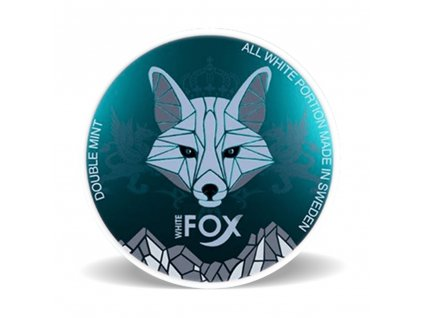 WHITE FOX DOUBLE MINT stín