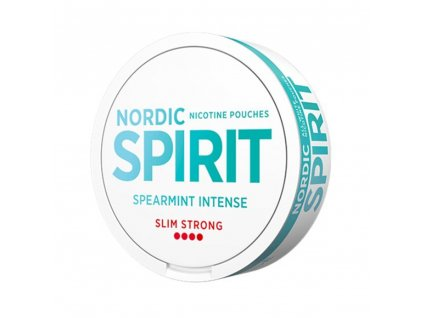 NORDIC SPIRIT, SPEARMINT INTENSE STRONG
