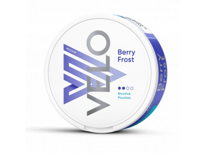 Velo (CZ) WHT Right Berry Frost 6mg preview
