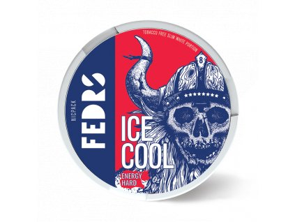 FEDRS ICE COOL ENERGY HARD 1 stín