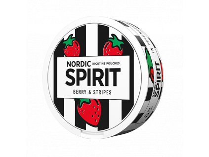 NORDIC SPIRIT BERRY STRIPES