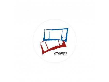 Samolepka logo nikotinové sáčky