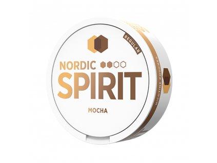 Nordic Spirit Mocha Slim All White Portion