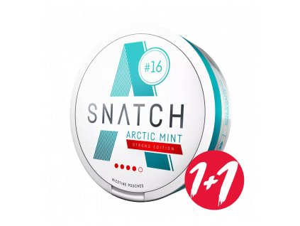 SNATCH arctic mint right shadow 1+1