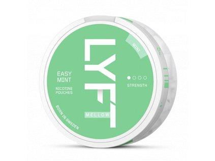 lyft easy mint mini all white portion