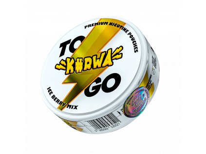 KURWA TO GO ICE BERRY MIX