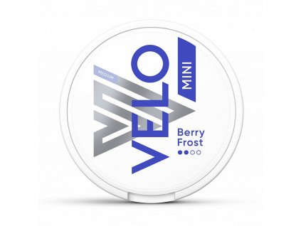 velo mini berry frost medium