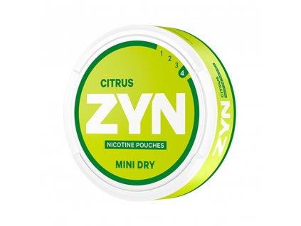 ZYN Mini Citrus 6 mg