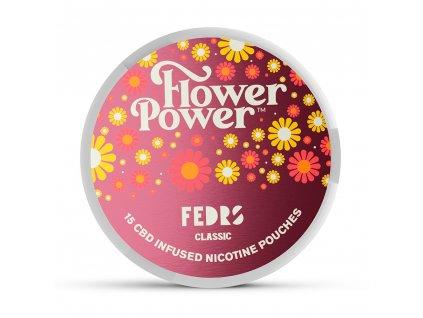FLOWER POWER CLASSIC CBD A NIKOTIN 1