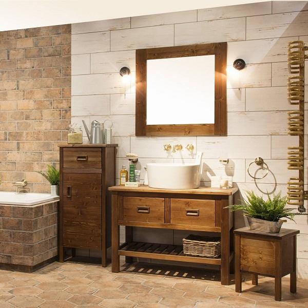 Koupelnový nábytek a vše kolem něj