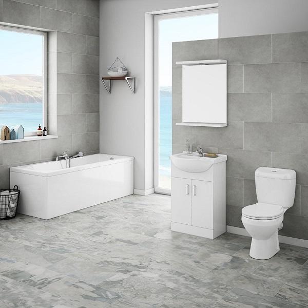 Koupelnový nábytek zvládne mnohem více, než byste čekali