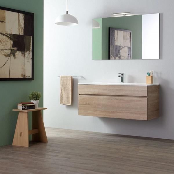 Koupelnový nábytek: vytvořte si luxusní koupelnu i s malým rozpočtem