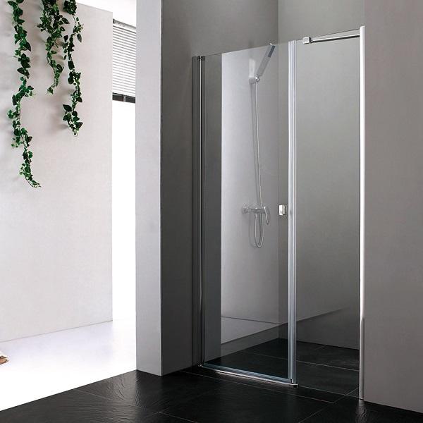 Sprchové dveře do niky jako skvělá alternativa sprchového koutu