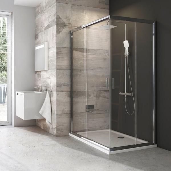 Královská sprcha díky sprchových koutům