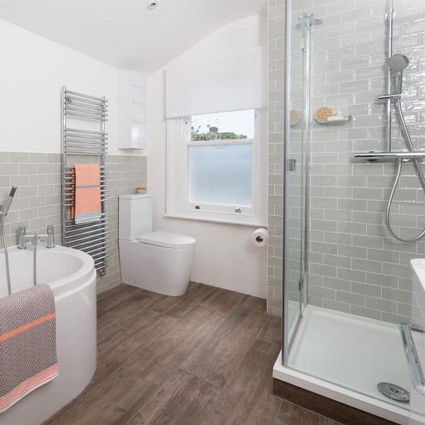 Otevřené nebo uzavřené sprchové kouty?