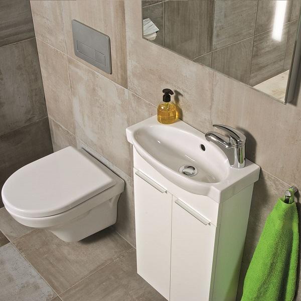 Záchod samostatně, nebo v koupelně?
