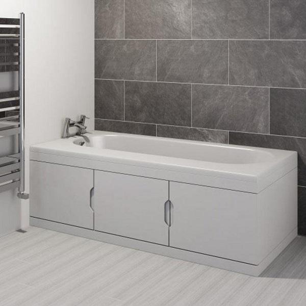 Nový trend: sprchové kouty i vana a vanové zástěny v jedné koupelně