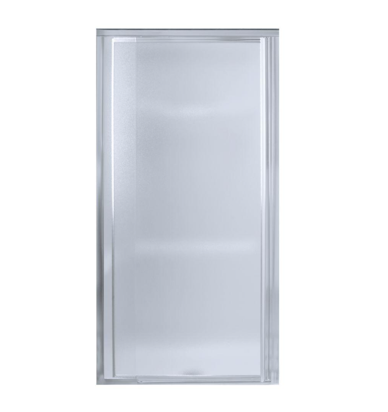 Jednokřídlé sprchové dveře do niky