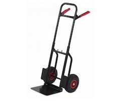 Rudly, přepravní vozíky