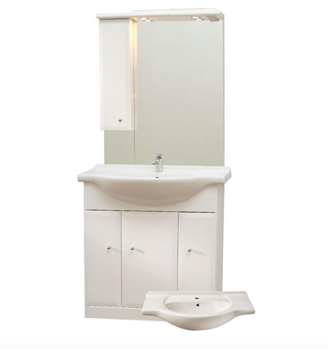 Koupelnové sestavy nábytku
