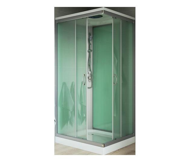Sprchové boxy - nízká vanička
