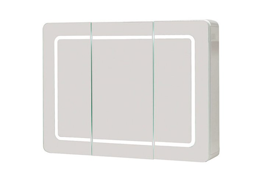 Zrcadlové skříňky, koupelnová zrcadla