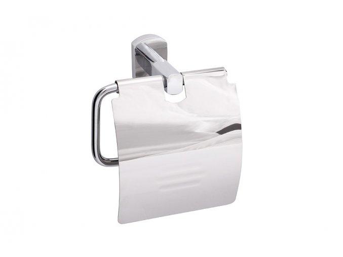 Držák toaletního papíru s krytem, série NELA   czkoupelna