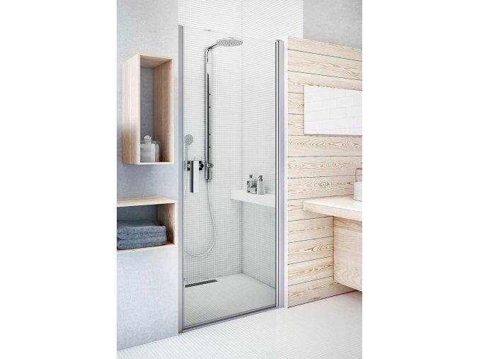 TCN1/800 Jednokřídlé sprchové dveře | czkoupelna.cz