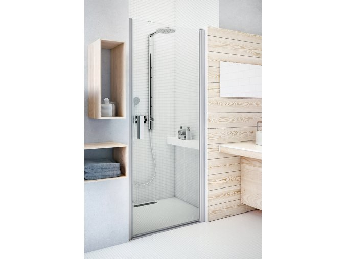TCN1/1200 Jednokřídlé sprchové dveře | czkoupelna