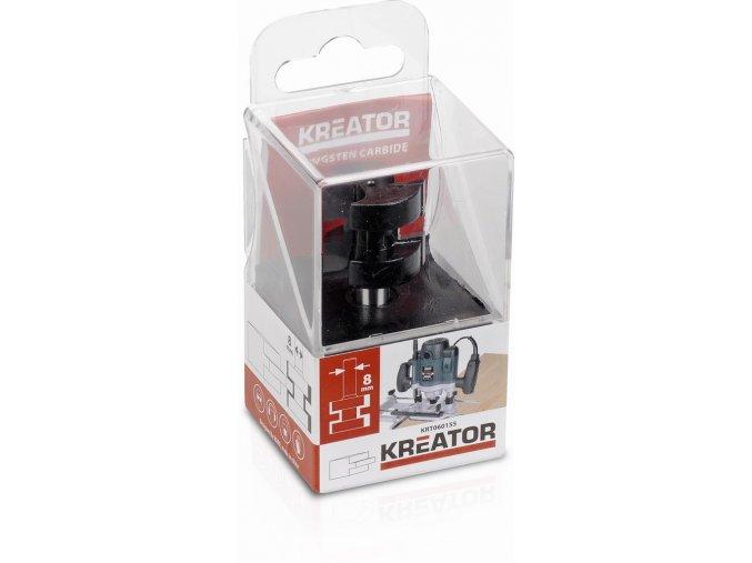 KRT060155 - Fréza na podélné drážky  8mm