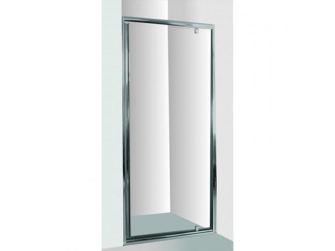 Sprchové dveře do niky SMART - ALARO - 80 x 190 cm