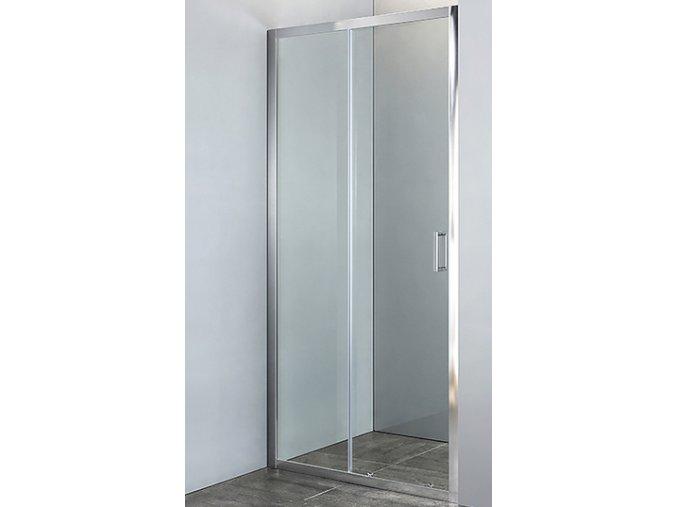 ROSS DIMENSION posuvné sprchové dveře 120cm | czkoupelna