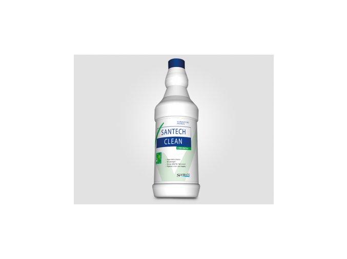 Santech TEKUTÁ DEZINFEKCE CLEAN   czkoupelna