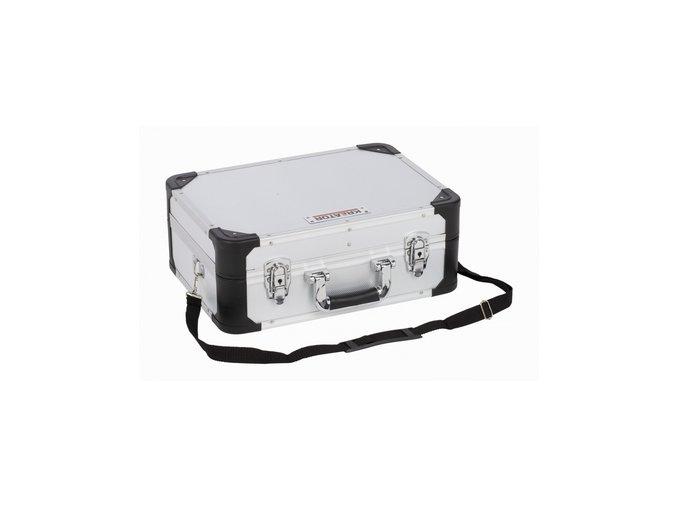 KRT640104S - Hliníkový kufr 433x313x163mm stříbrný   czkoupelna