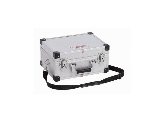 KRT640106S - Hliníkový kufr 320x230x160mm stříbrný | czkoupelna
