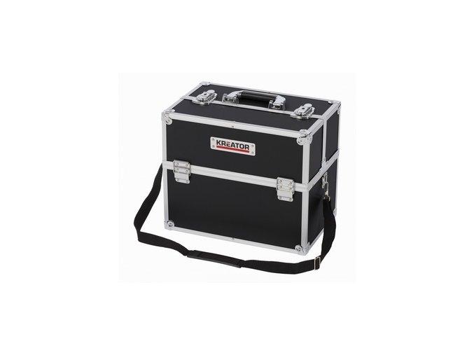KRT640301B - Hliníkový kufr 360x230x300mm černý   czkoupelna