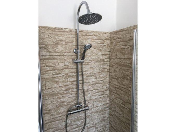 Sprchový set ROSS Water termostatickou baterií | czkoupelna