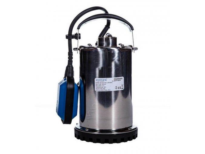 PUMPA - Blue Line PSDR550X ponorné čerpadlo s plovákem | czkoupelna