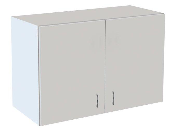 Kuchyňská skříňka horní závěsná bílá 80cm