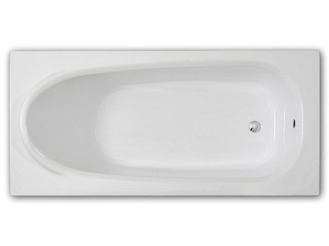 Vana RHEY CLASSIC - 160x75 cm | czkoupelna.cz