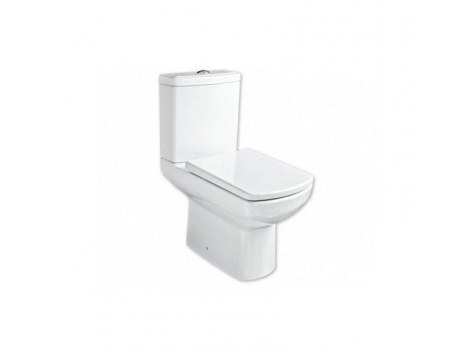 Kombi WC Nero (Dodáváno Sedátko - DUROPLAST)